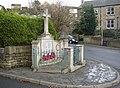 War Memorial, Brockholes - geograph.org.uk - 394446.jpg