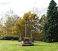 War Memorial, Kings Caple - geograph.org.uk - 600626.jpg