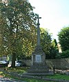 War Memorial, Market Place, Colerne - geograph.org.uk - 994485.jpg