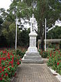 War memorial, Mt Barker 1.JPG