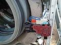 Washing machine- electrice lock.JPG