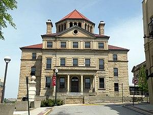 Washington County Jail (Washington, Pennsylvania) - Washington County Jail