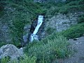 Waterfall along Mount Timpanogos Trail, Jul 02.jpg