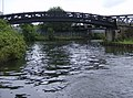 Waters Meeting junction, Bridgewater Canal - geograph.org.uk - 533754.jpg