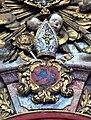 Weißenau Saturninusaltar Wappen Anton I Unold.jpg
