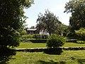 Weir Farm National Historic Site - Weir Farmhouse and terraces.jpg
