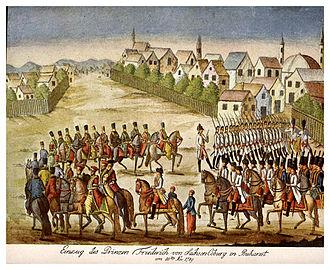 Welcoming the prince of Saxa-Coburg, 1789.jpg
