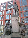 Wellington Piccadilly Gardens Manchester.jpg