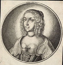 Wenceslas Hollar - Woman with fringe and curly, plaited hair.jpg