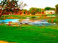 Whale Fountain in Lake Montesian - panoramio.jpg