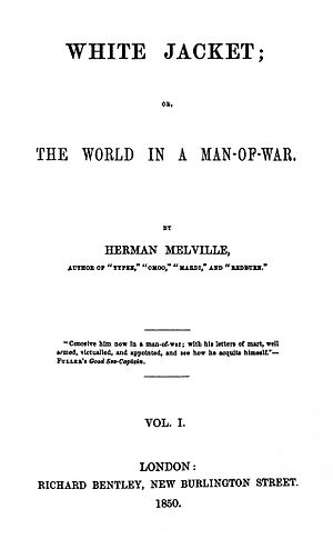 White-Jacket cover