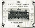 White Star Hotel advert in Alluring Albany 1912.jpg
