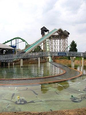 White Water Landing (Dorney Park)