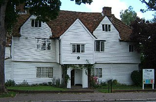 Historic house museum in Cheam, London Borough of Sutton