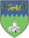 Coat of arms of County Wicklow