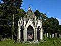 Wien-Simmering - Zentralfriedhof - alte jüdische Abteilung - Mausoleum.jpg