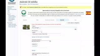 File:Wiki Loves Earth España - Cómo participar.webm