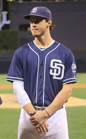 Wil Myers - Image: Wil Myers on September 5, 2015