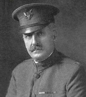 Wilber Elliott Wilder - Wilder in 1918 as commander of the 168th Infantry Brigade, 84th Division.