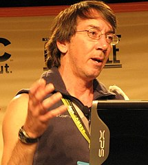 Will Wright podczas festiwalu South by Southwest