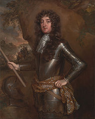 An Unknown Man, Probably the ninth Earl of Derby