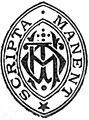 William Heinemann logo - scripta manent.jpg