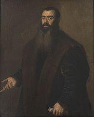 Portrait of Willibald Imhoff