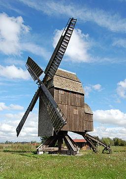 Windmühle Tornau