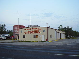 Winnie, Texas - Winnie-Stowell Volunteer Fire Department
