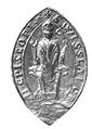 Wisław z Kościelca seal 1236.PNG