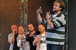 Wise Guys - Relativ im Tanzbrunnen 2009.jpg