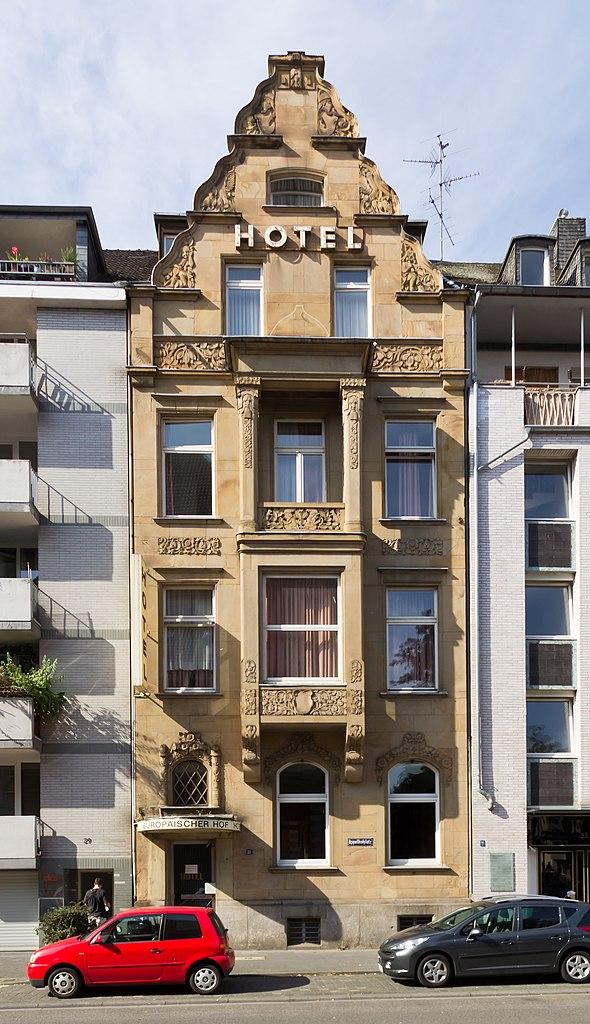 Hotel Europaischer Hof M Ef Bf Bdnchen Homepage