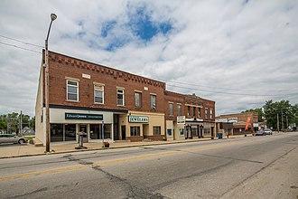 Wolcottville, Indiana - Image: Wolcottville, Indiana