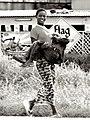 Woman carrying boy, Burkina Faso, 2009 (monochrome).jpg