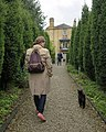 Woman with cat at Cotswold House Hotel & Spa - Stierch.jpg