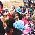 Women's assembly near Qamislo.jpg