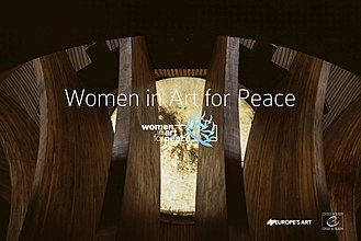 Women in Art for Peace Exhibition at the Council of Europe