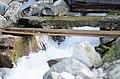 Wood plank bridge in Kalam, Pakistan.jpg