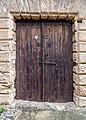 Wooden door, Kyrenia Castle, Kyrenia, Northen Cyprus.jpg
