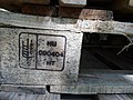 Wooden pallet - TAG ID - palette bois de manutention - Alain Van den Hende - licence CC40 - SAM 2757.jpg