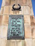 World War I Memorial, Hamilton, Queensland 09.jpg