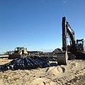 Wreck Pond restoration - dredging sand from the pond (24026850950).jpg