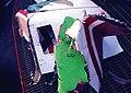 Wreckage from the EgyptAir Flight 990 accident.jpg