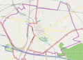 Września location map.png