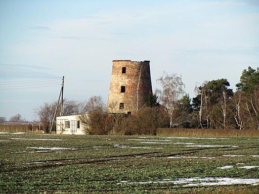 Wulfen, Windmühle