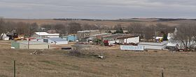 Wynot, Nebraska from SW.JPG
