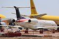 XA-NLI Embraer ERJ.145ER Ex -- Aero Mexico Connect (8971285932).jpg