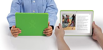 OLPC XO-3 - Image: XO 3 Photo 1 (7199611788)