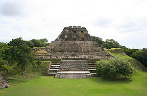 "Belize - ""El Castillo"" at Xunantunich"