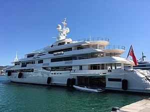 List of motor yachts by length - Wikiwand